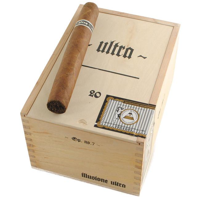 Illusione Ultra Cigars Ultra OP No. 7 Parejo Gordo