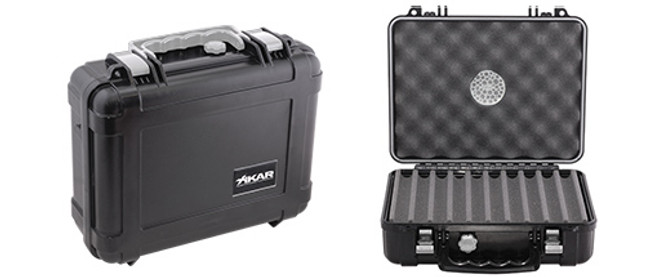 Xikar Travel Humidor 18-24 Cigar
