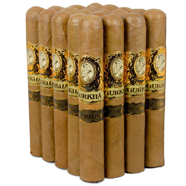 Gurkha Royal Challenge Cigars XO Gordo 20-Pack