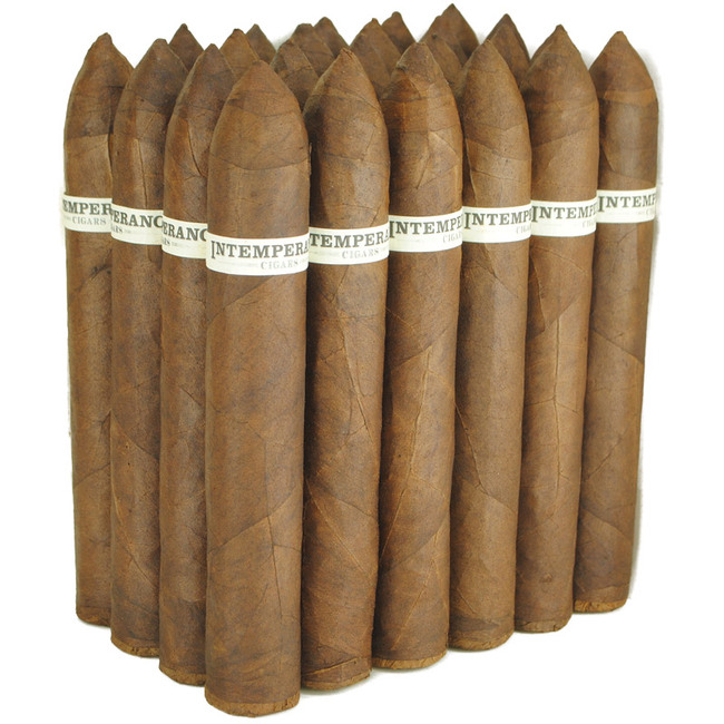 Intemperance BA XXI Ambition Belicoso 24-Pack