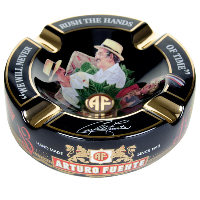 Arturo Fuente Arturo Fuente Hands of Time Ashtray Black