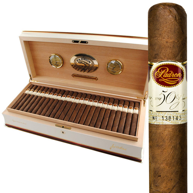 Padron Limited Editions 50th Anniversary - The Hammer Natural Single