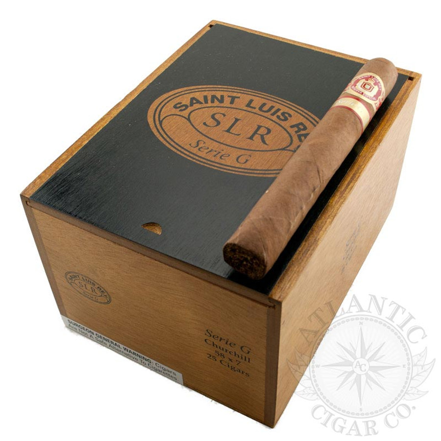Saint Luis Rey Series G Churchill