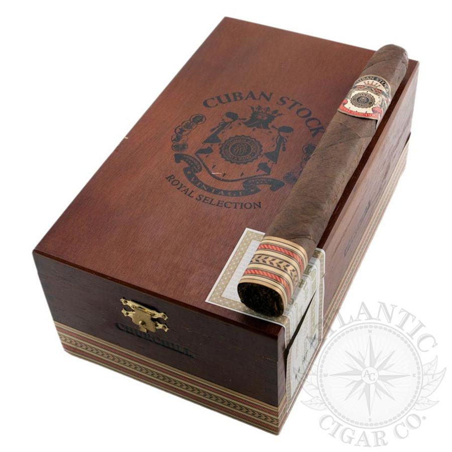 Cuban Stock Royal Selection Churchill # 1