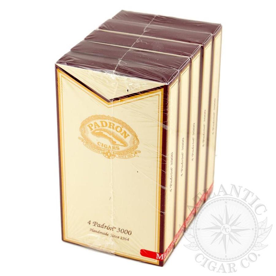 Padron 3000 Maduro 4-Packs