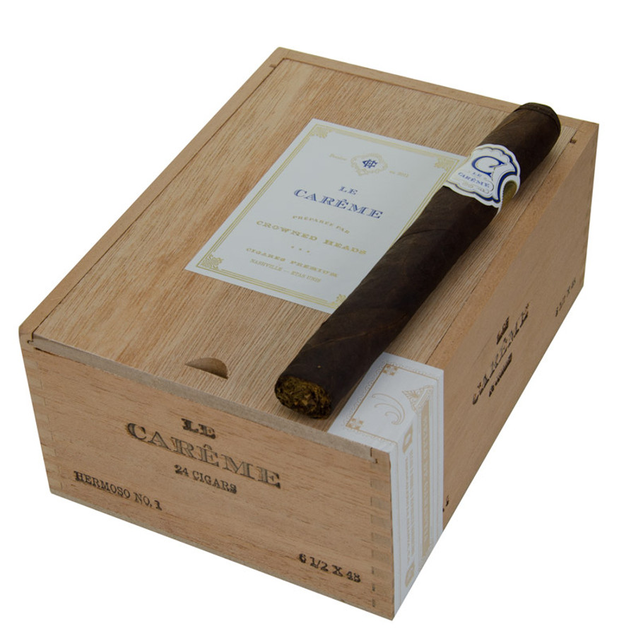 Crowned Heads Le Careme Hermoso No. 1 (6-1/2x48)