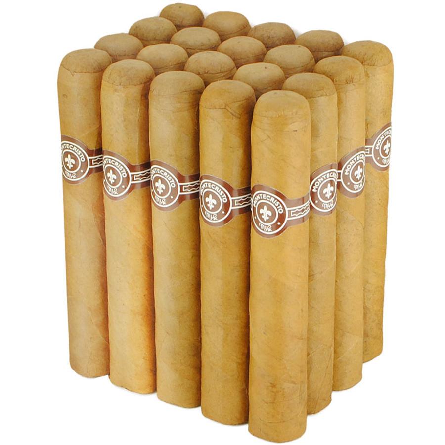 Montecristo Original Robusto 20-Pack