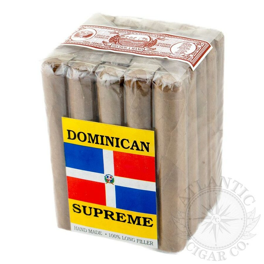 Dominican Supreme Robusto Natural