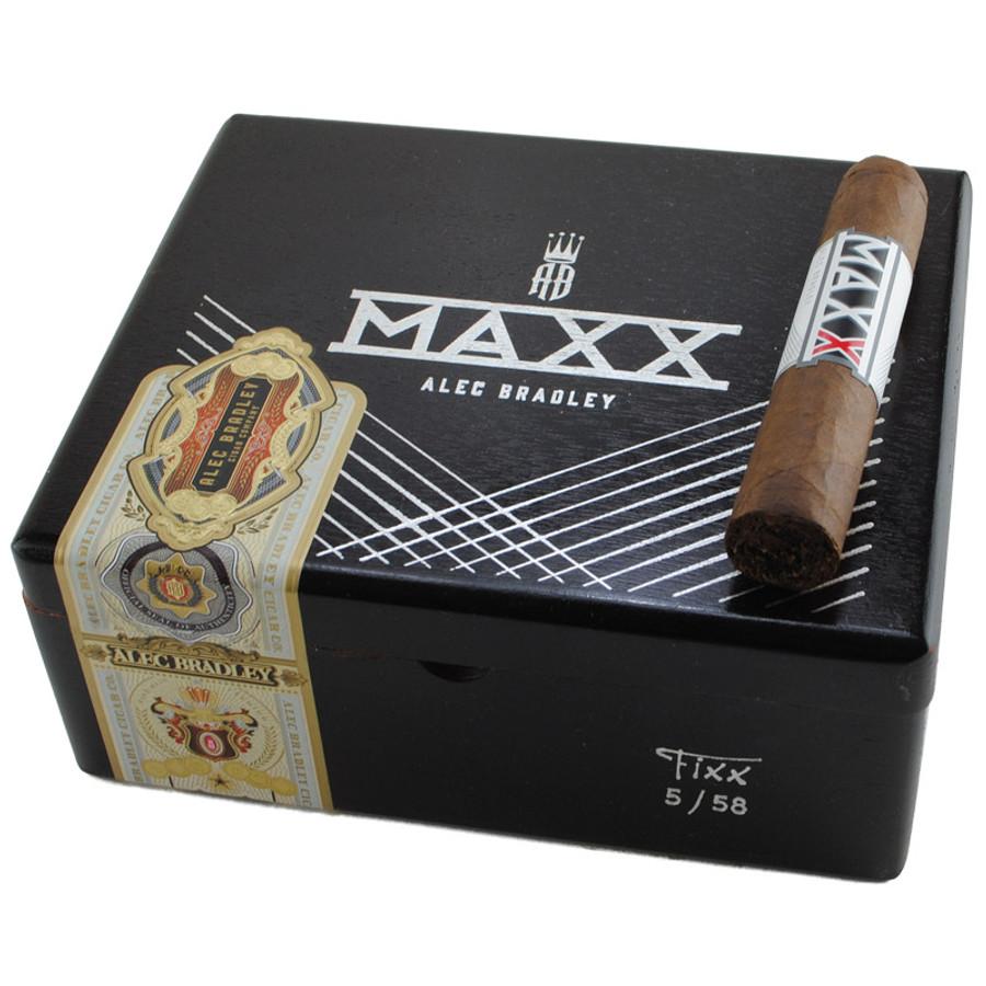 Alec Bradley MAXX The Fix
