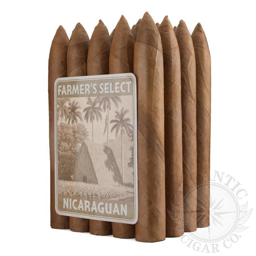 Farmer's Select Nicaraguan Cigars Torpedo