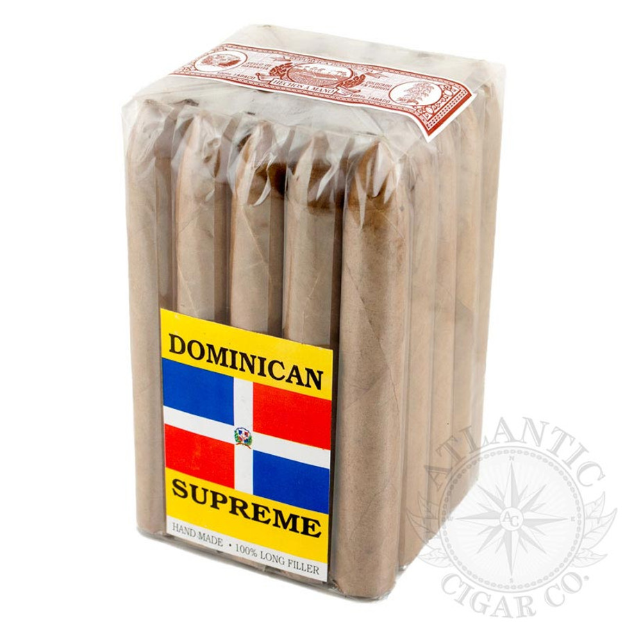 Dominican Supreme Torpedo Natural