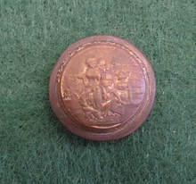 Rare North Carolina Staff Officer's Button