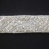 Venus Crystal Bead Trim