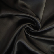 Silk Charmeuse Emma - Black