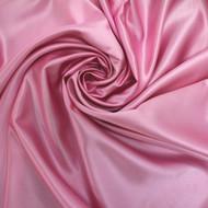 Poly Satin Mystique - Raspberry Pink