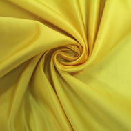 Poly Satin Roselyn - Yellow