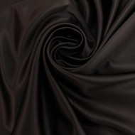 Poly Satin Mystique - Ultra Brown