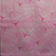 Pink UT Cotton Print