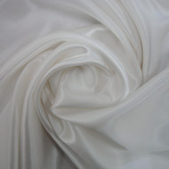 Silk Charmeuse Emma - White