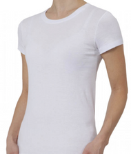 Baselayers Organic Cotton Cap Sleeve Top