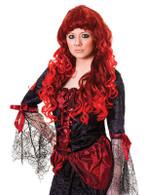 Cheryl Wig. Red/Auburn.