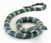 Cobra Snake. Rubber Bendable.