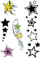 Star Theme Tattoos.