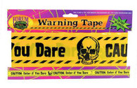 Warning Tape.