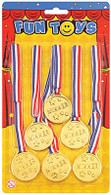 Winners Medals (6 Per Card)