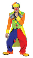Clown Tailcoat and Trousers (Large).