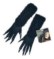 Cat Gloves With Claws.