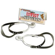Cowboy Spurs.