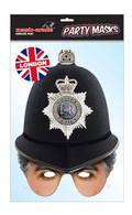 British Policeman Half Mask