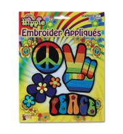 Hippy Appliques.