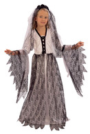 Corpse Bride, Childrens Fancy Dress Costume, Girls