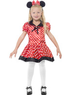 Cute Mouse Costume, Small Age 4-6