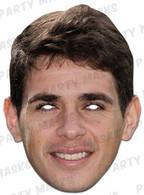 Oscar  Chelsea FC Card Mask