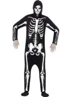 Unisex Skeleton Costume, Large