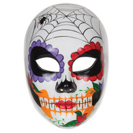 Day Of The Dead Sugar Skull Style Mask