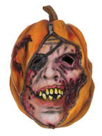 Pumpkin Mask Unzipped