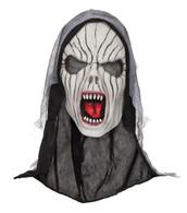 Shrieking Banshee Mask W/Hood
