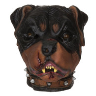 Zombie Rottweiler Mask