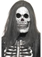 Sinister Skeleton Mask, One Size