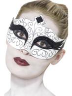 Gothic Swan Eyemask.