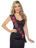 Bride To Be Sash, One Size