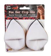 FOX EAR CLIPS, FOX EARS, FANCY DRESS ACCESSORY