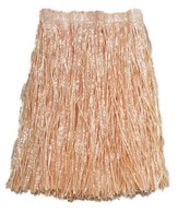 Grass Skirt. Plain Adult Budget .