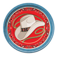 Way Out West- 9'' Dinner Plate (8pcs)
