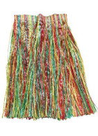 Grass Skirt. Multi Coloured .