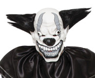 Scary Evil Clown Mask